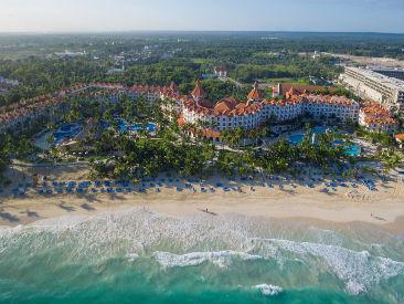Bars and Restaurants at Occidental Caribe, Playa Arena Gorda, Punta Cana