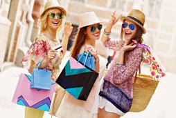 Free Shopping Tour