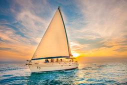 Luxury Sunset Sailing (min age 10)