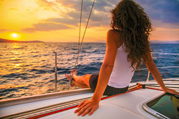 Luxury Sunset Sailing (min age 18)