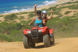 Combo ATV (Double Rider) & Horseback Riding (please see restrictions)