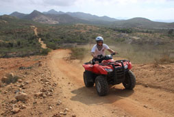 Combo ATV (Single Rider) & Horseback Riding (please see restrictions)