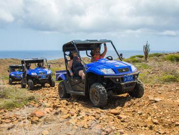 Aruba UTV Adventure - Morning (min age 10)