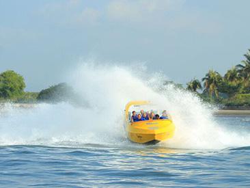 Adrenaline Jetboat Adventure (min age 6)