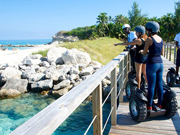 Blue Lagoon Segway Safari Tour (see restrictions)