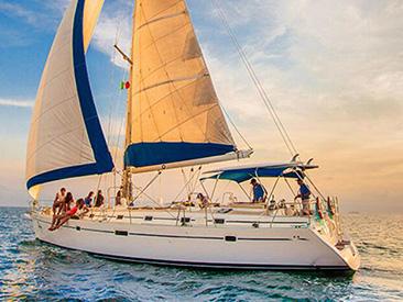 VIP Luxury Sunset Sailing (min age 16)