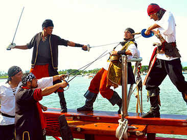 Pirate Land Adventure