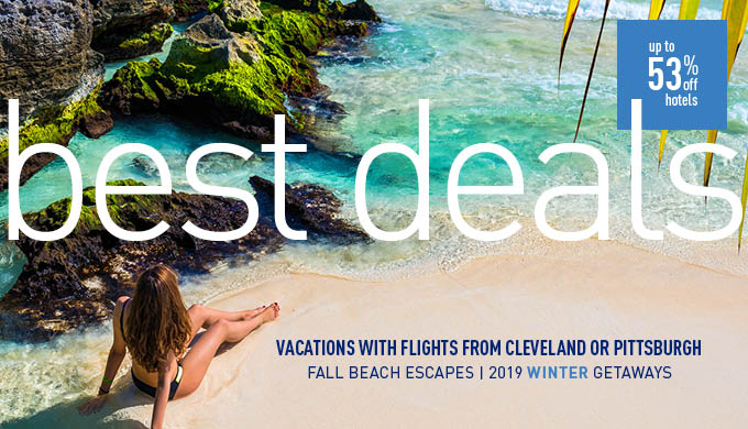 Cleveland Last Minute & Early Booking Deals