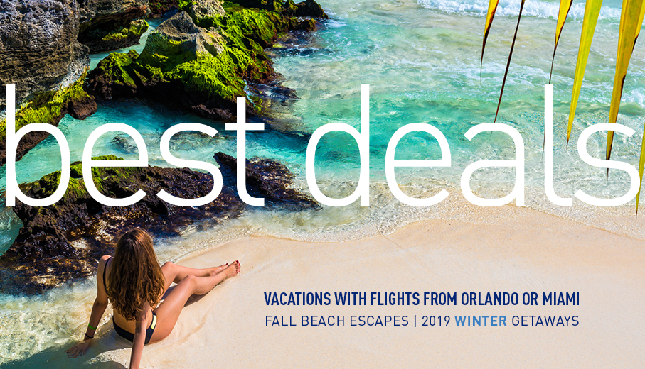 Orlando Last Minute & Early Booking Deals