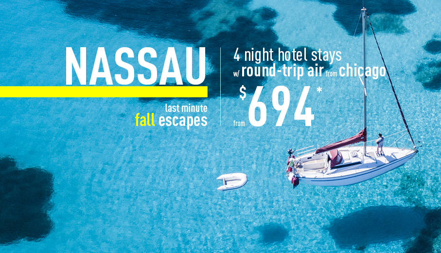 Chicago To Nassau Amp Paradise Island All Inclusive Vacation