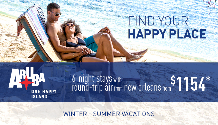 New Orleans Vacation Package Deals