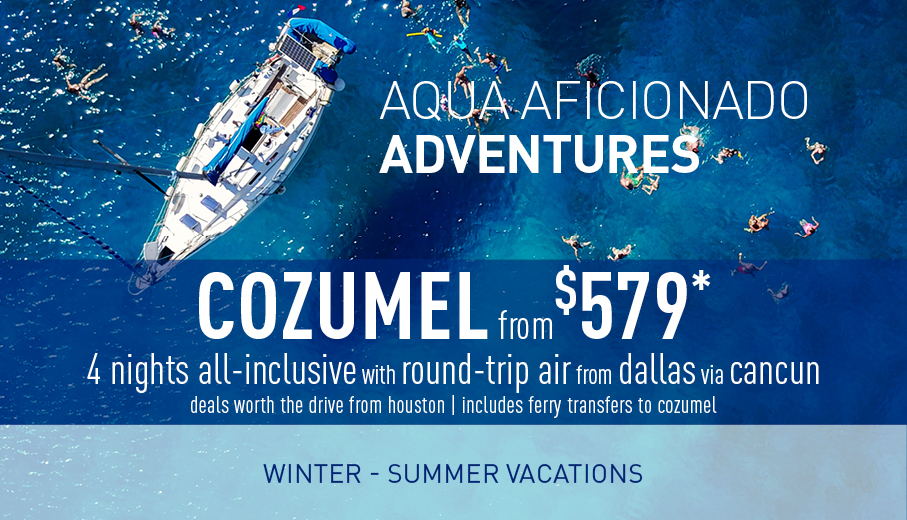 Houston to Cozumel Deals