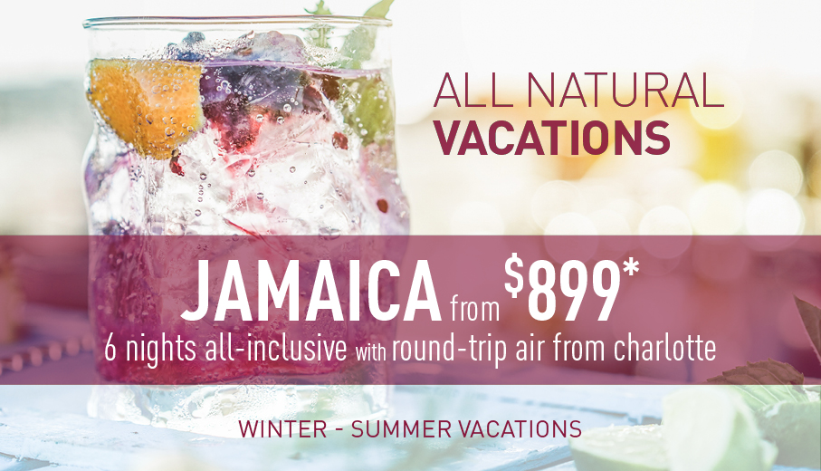Charlotte to Jamaica Deals