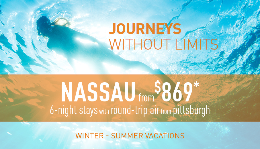Pittsburgh to Nassau & Paradise Island Deals
