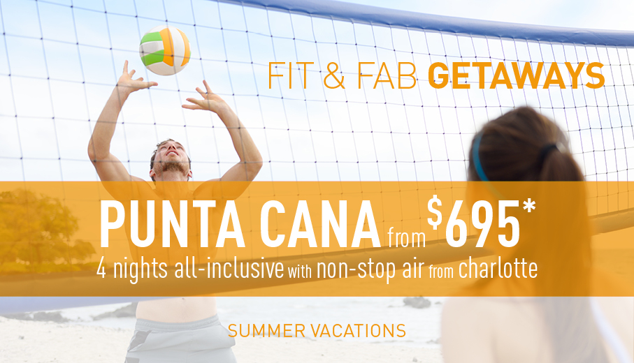 Charlotte to Punta Cana Deals