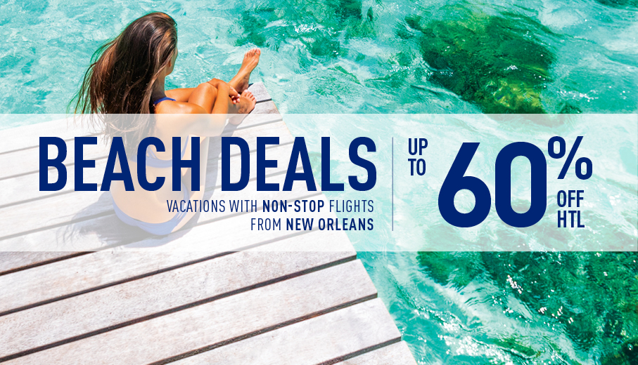 New Orleans Early Booking Deals