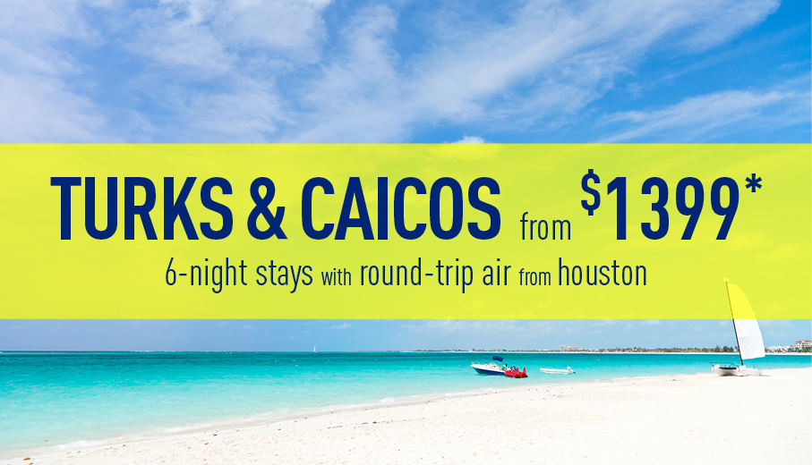 Houston Vacation Package Deals