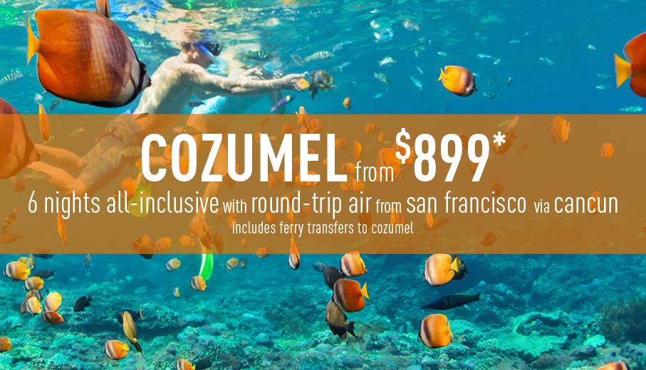 San Francisco to Cozumel Deals