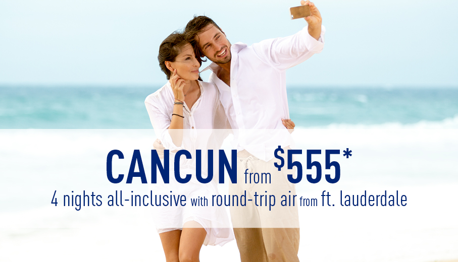 Ft. Lauderdale to Cancun Deals