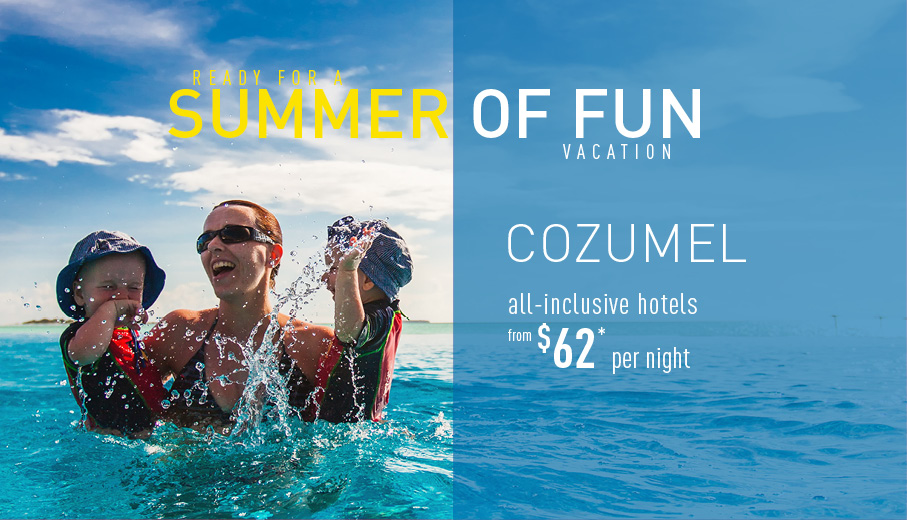 Tampa to Cozumel Deals