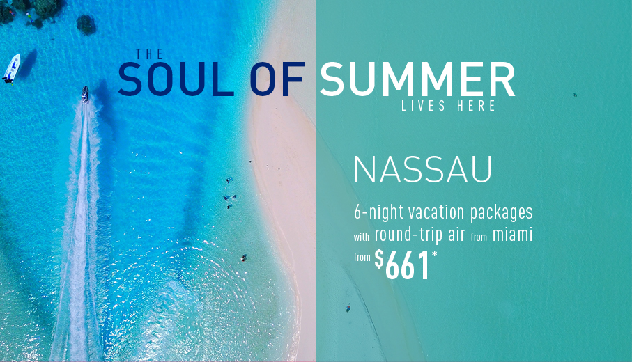 Miami to Nassau & Paradise Island Deals