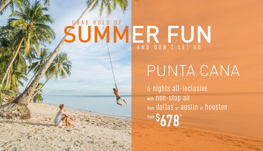 Dallas to Punta Cana Deals