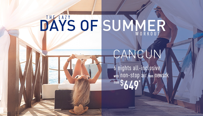 New York to Cancun Deals