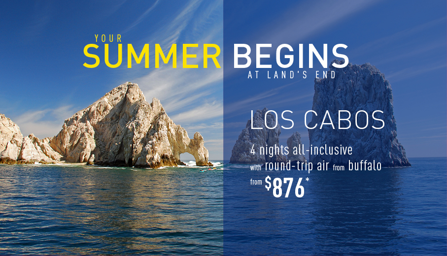 Buffalo to Los Cabos Deals