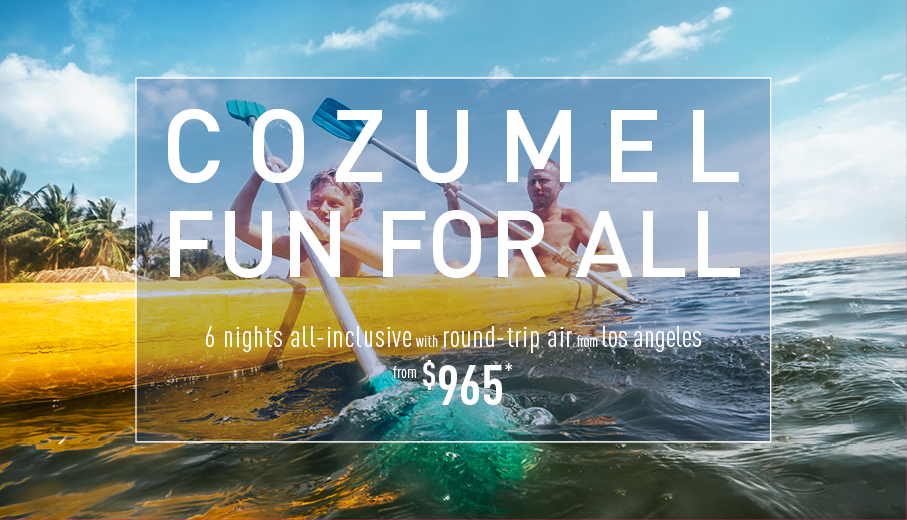 Los Angeles to Cozumel Deals
