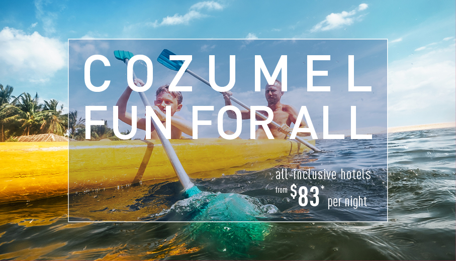 Atlanta to Cozumel Deals