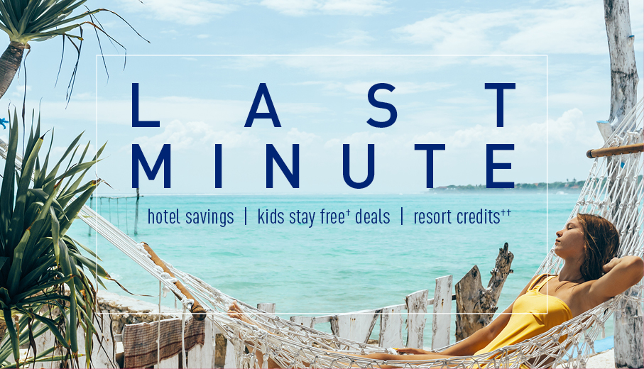 Last Minute Deals On All-Inclusive Packages From Seattle