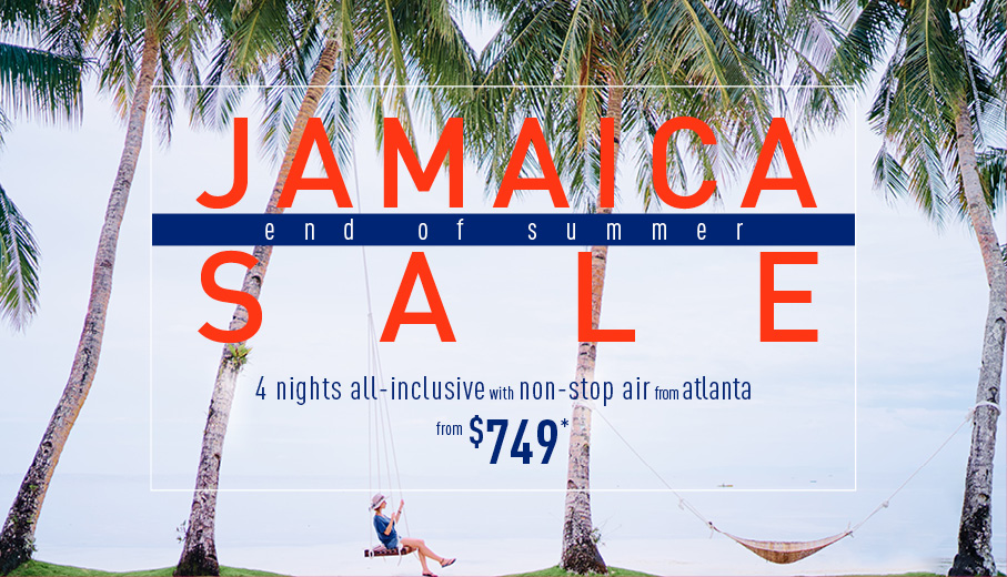 Atlanta to Jamaica Deals