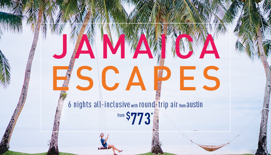 Austin to Jamaica Deals