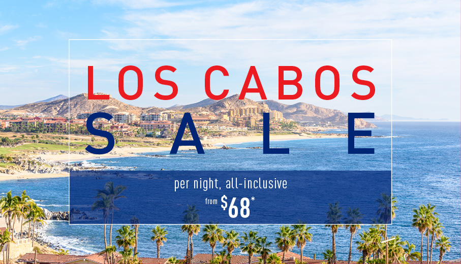 Seattle to Los Cabos Deals