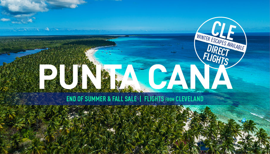 Cleveland to Caribbean Deals