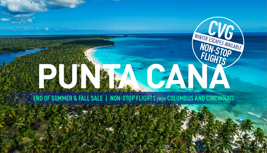 Columbus to Caribbean Deals