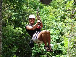 Zip-line Canopy Tours