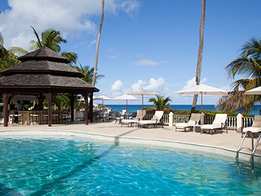 All Inclusive at Blue Waters, St. John's, Antigua