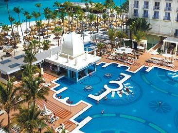 Activities and Recreations at Riu Palace Aruba, Oranjestad
