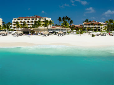 All Inclusive at Bucuti & Tara Beach Resorts, Eagle Beach, Oranjestad