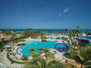 Riu Palace Antillas, Palm Beach, Aruba