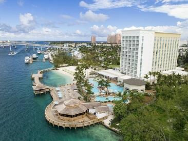 Bars And Restaurants At Warwick Paradise Island Bahamas