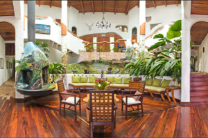 Bars and Restaurants at Finca Rosa Blanca Coffee Plantation & Inn, Santa Bárbara, Heredia