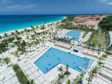All Inclusive at Riu Republica, Punta Cana