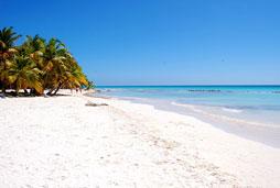 Saona Island from Juan Dolio (min age 2)
