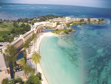 Bars and Restaurants at Royalton Negril, Negril