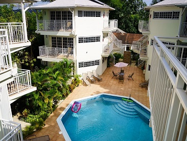 Rooms and Amenities at Rondel Village, Negril
