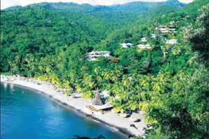 Anse Chastanet, Soufriere