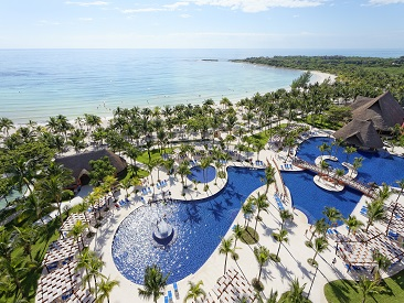 Rooms and Amenities at Barcelo Maya Beach & Caribe, Riviera Maya