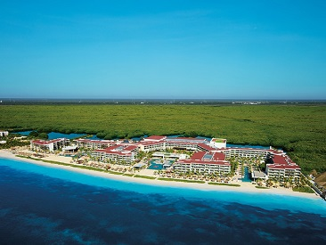 Breathless Riviera Cancun Resort & Spa, Puerto Morelos